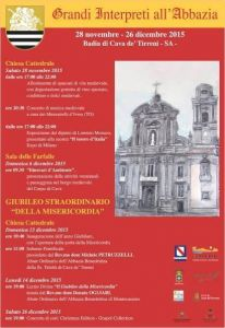 Grandi Interpreti all'Abbazia